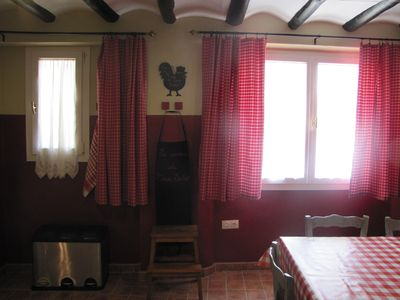"Photo for ""Casa Sidro"": beautiful rural house ideal for 2 families in the Pyrenees village"