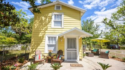 Photo for The Gypsy Cottage is located in the heart of St. Joe.
