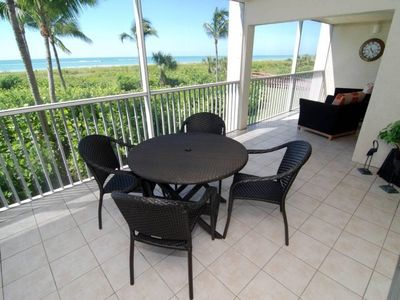 Photo for BEACHCOMBER A101: GULF FRONT LUXURY 3 BR CONDO W/ AMAZING VIEWS! PLUS $100+ Exclusive Beach Resort D