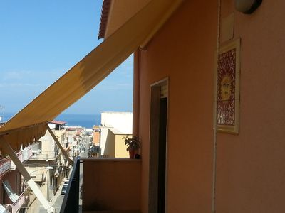 Photo for LOLITA HOUSE  HOLIDAY APARTMENT - sea view