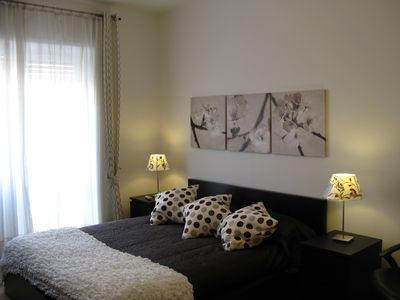 Photo for SUITE GINEVRA, a charming  flat in Rome close to the Vatican City.