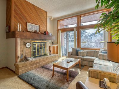 Photo for Cozy alpine escape with shared hot tub near Nottingham Lake!