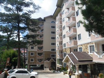 Photo for Luxury 2-Bedroom 2-Bathroom Condo (close to Baguio Botanical Gardens)