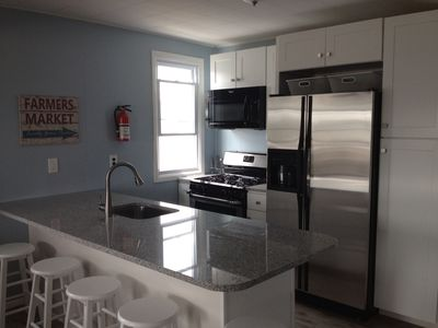 Photo for 3BR Apartment Vacation Rental in North Wildwood, New Jersey