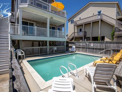 Photo for Footloose | Oceanfront | Private Pool