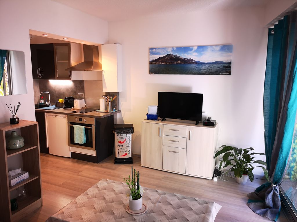 "Appartement "" Le Cosy "" en centre ville de Thonon"