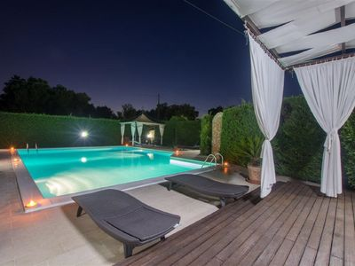 Photo for DELIGHTFUL AND COMFORTABLE VILLA WITH POOL FOR A HOLIDAY TO REMEMBER