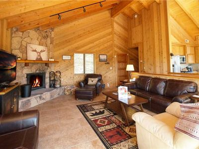 Photo for Wolf View Lodge - 2BD/2BA/WiFi/Slope Views/FREE 2 hour Bike/Kayak Rental!