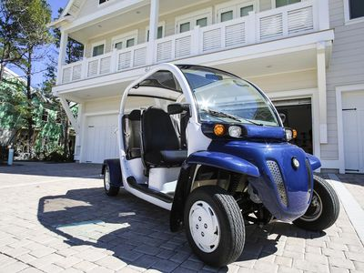 Photo for Zero Entry Pool! 3 Bikes & 4-Seater Golf Cart Included! ~ Sea Turtle at Prominence North on 30A