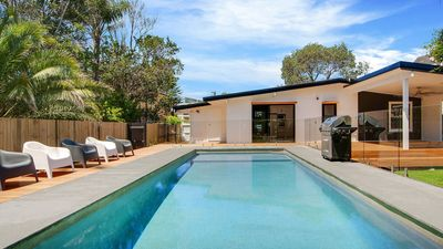 Photo for BREATHE, NORTH AVOCA - POOL, DIRECTLY OPPOSITE BEACH, WIFI & FOXTEL