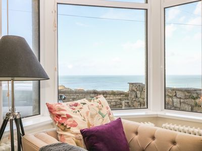Photo for PORTHMEOR BEACH HOUSE, family friendly in St Ives, Ref 959642