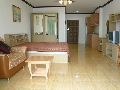 Photo for Holiday apartment Pattaya for 1 - 3 persons - Holiday apartment