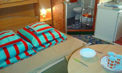 Photo for Double Bed For 2 Persons
