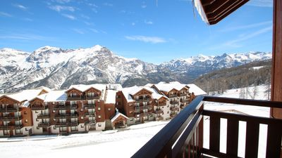 Photo for C311PAE - APARTMENT 1 BEDROOM AND 1 CABIN, BALCONY