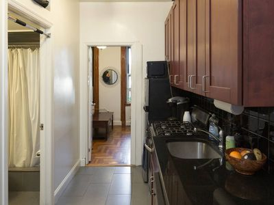 Photo for Classic Apartment in East Village with Exposed Brick