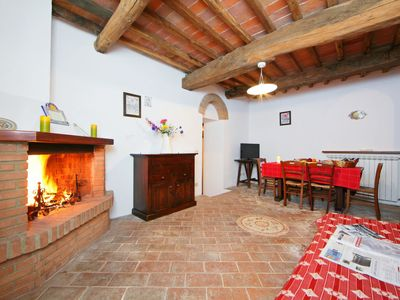 Photo for Vacation home Feritoie  in Monte San Savino, Tuscany Chianti - 4 persons, 2 bedrooms