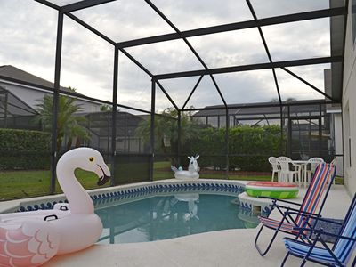 Photo for 4 Bedroom Pool home by Disney