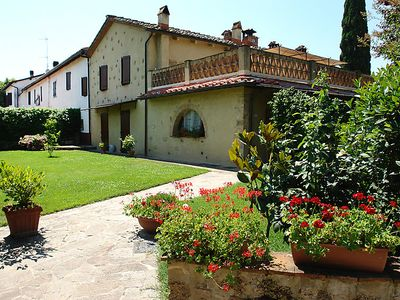 Photo for Vacation home Capanna di Sotto  in Castellina in Chianti, Tuscany Chianti - 4 persons, 2 bedrooms