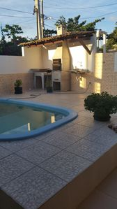 Photo for EXCELLENT HOUSE 3 SUITES, SWIMMING POOL, CLOSE TO PRAIA DO FORTE