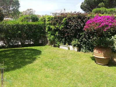Photo for Villa with garden 50 meters from the beach