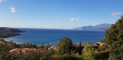Photo for SAINT FLORENT, VILLA SEA VIEW