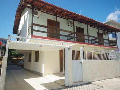 Photo for Apartments of 1 and 2 bedr. 200m from the beach. With kitchen, air cond. and Wi-Fi
