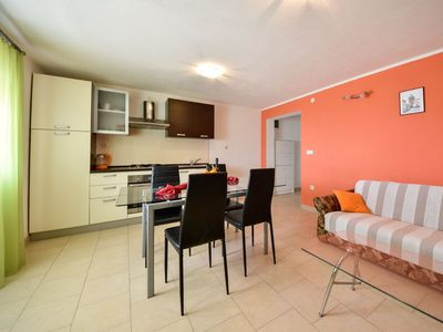 Photo for Cosy apartment for 3 people with A/C, WIFI, TV and parking