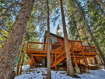 Merveilleux Idaho Springs Cabin W/ Hot Tub On 1/2 Acre!