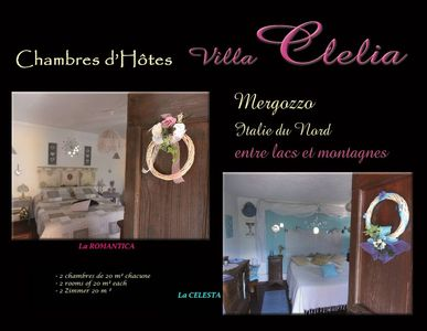 Photo for Villa CLELIA *** 2 guest rooms / Guest House