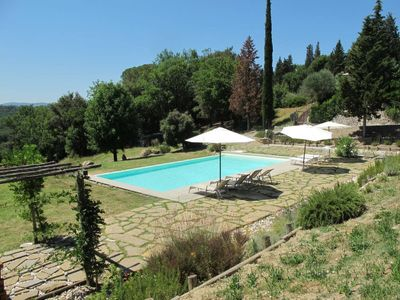 Photo for Apartment CORTE (STC132) in Strada in Chianti - 2 persons, 1 bedrooms