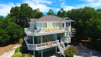 Photo for 219, Turtle Cove/ Oceanside, 6 Bedrooms, 4 Bathrooms