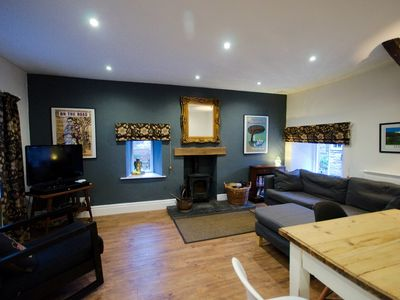 Photo for Character Converted Barn - Central/WiFi/Woodburner/Parking/Dog Friendly