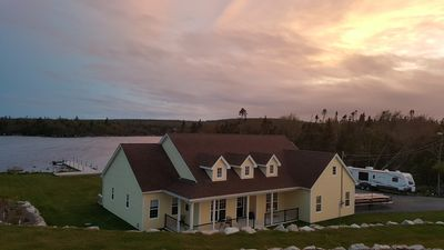 Photo for 4BR House Vacation Rental in Ketch Harbour, NS