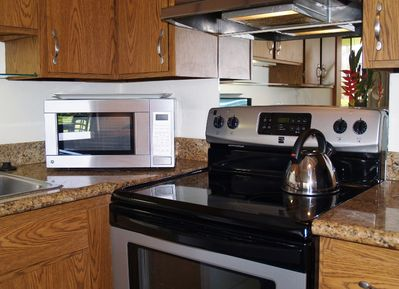 Fully equipped kitchen for those who loves to cook