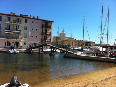 """Photo for Studio Port Grimaud """"the Venice of Provence"""" exceptional view"""