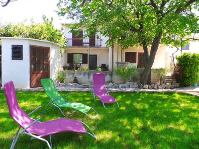 Photo for 1BR Apartment Vacation Rental in Pje�������������������ana Uvala, Istrien