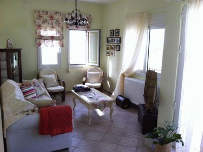 Photo for 2BR Apartment Vacation Rental in Ammoudi, Crete