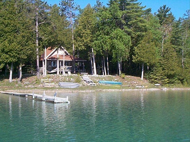 Presque Isle Cottage Rental   From The Boat
