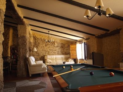 Photo for Self catering La Cura for 12 people