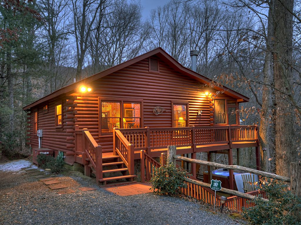 Mountain Spirit Cabin Cozy Comfortable Mo Vrbo