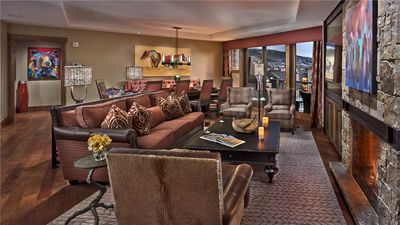 "Photo for One Steamboat Place: ""Cougar Mountain"" #501 4BR Steps to Gondola"