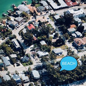 Photo for Beach House with boat dock & beach