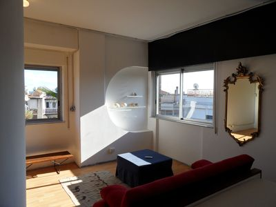 Photo for Luxury apartment 100m from the sea for 2-4 people. Quadrifoglio 1