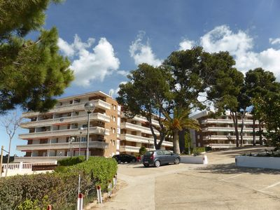 Photo for 029 Punta - Apartment in Cap Salou with pool