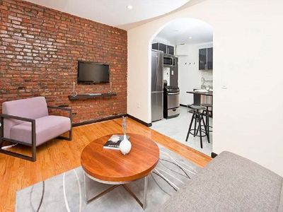 Photo for Chic 1 BR on Gramercy - One Bedroom Apartment, Sleeps 4