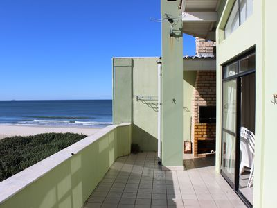 Photo for Excellent penthouse terrace with BBQ and views of the Apt 202 in March