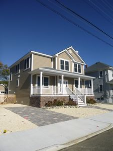 Photo for Beach Haven Ocean-Side Brand New Pool Home With 5 BR/3.5 BA
