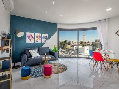 Gorgeous 2BDR with BALCONY& VIEW in the Heart of Jerusalem- Even Israel