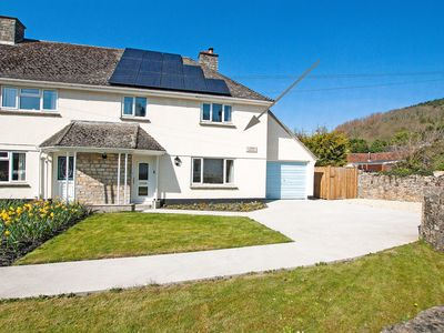 Photo for The Pidgeon Nest, near the seaside town of Seaton. Pet friendly, enclosed garden