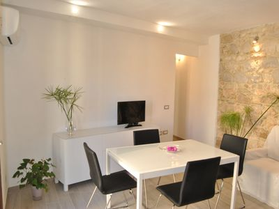Photo for Just renovated apartment in a quiet corner in the historic center
